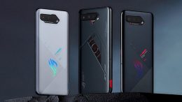 ASUS ROG Phone 5s / ASUS ROG 5s Pro